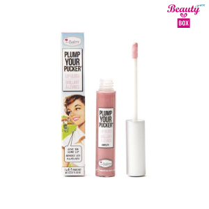 The Balm Lip Gloss-Amplify