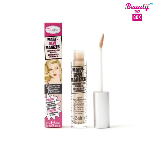 The Balm Mary Dew Manizer