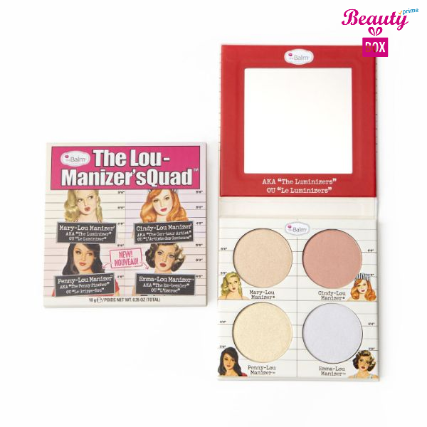 The Balm The Lou Manizer' Squad-Highlighter