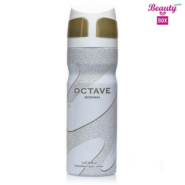 Vurv Octave Deodorant For Women - 200 Ml