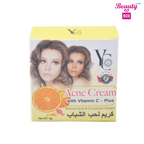 YC Thailand Acne Cream New - 04Gm
