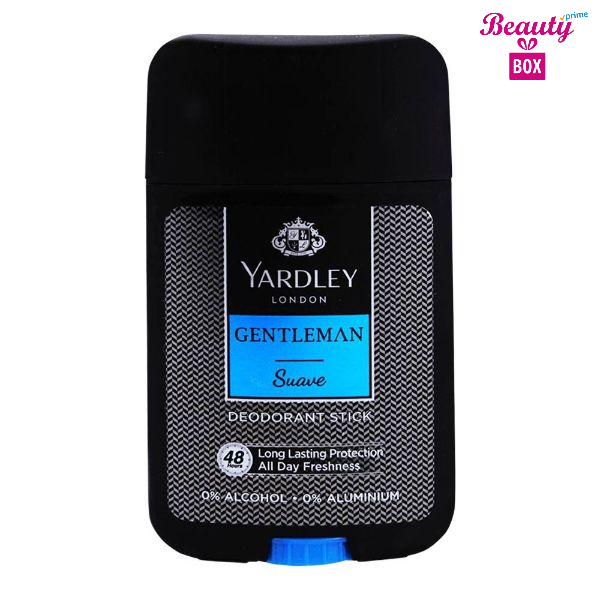 Yardley Gentleman Suave Deo Stick – 50 Ml (1)