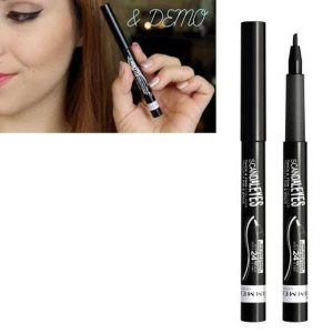 Rimmel Scandaleyes Thick And Thin In One Eyeliner 24Hr - Black