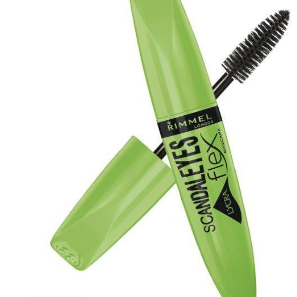 Rimmel Scandal Eyes Lycra Flex Mascara - 001 Black