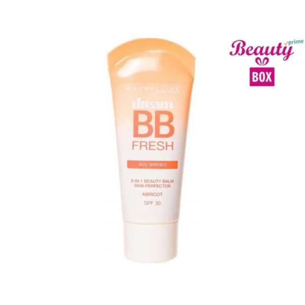 Maybelline Dream BB Fresh Beauty Balm Skin Perfector - Abricot