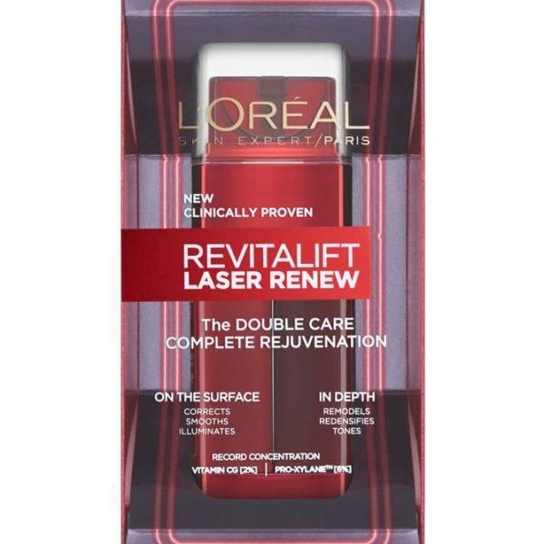 Loreal Revitalift Laser Renew The Double Care Rejuventing Cream 48 Ml