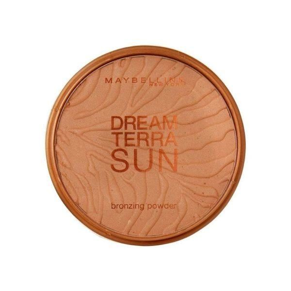 Maybelline Dream Terra Sun Bronzing Powder 01 Light  Bronze