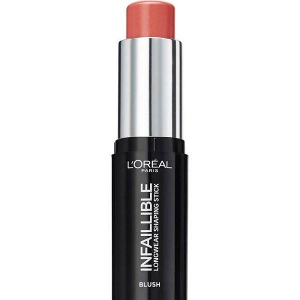 Loreal Infallible Blush Stick 002 Rosy Nude