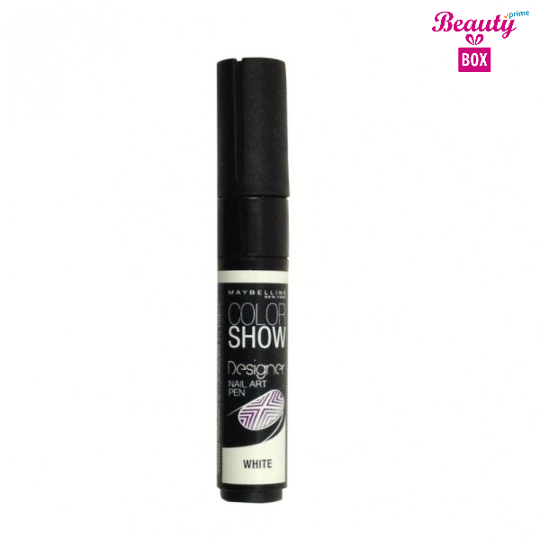 Maybelline Color Show Nail Art Pen – White