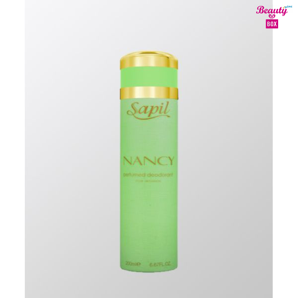Sapil Green Nancy Dody Spray For Women - 200Ml