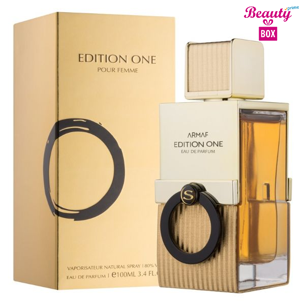Armaf Edition One Eau De Parfum Spray - For Women