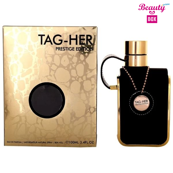 Armaf Tag Her Prestige Edition - 100 Ml