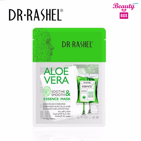 Dr.Rashel Aloe Vera Soothe & Smooth Essence Mask