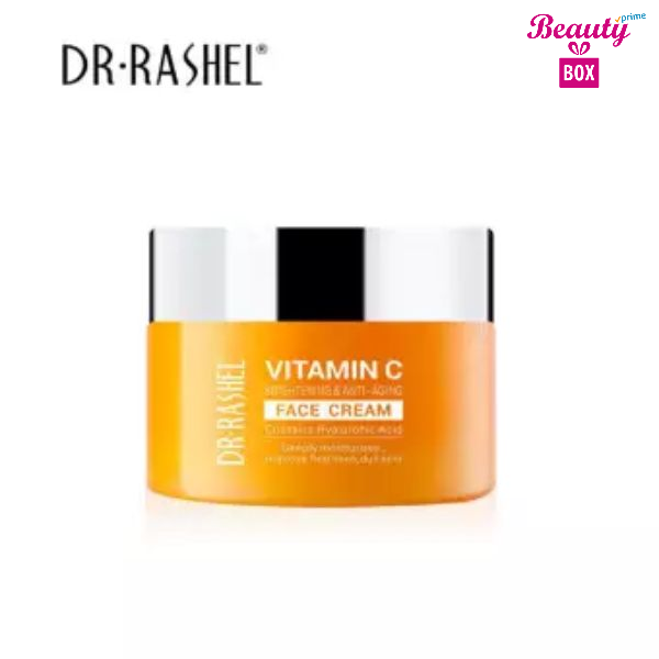 Dr.Rashel Vitamin C Face Cream - 50 Gm