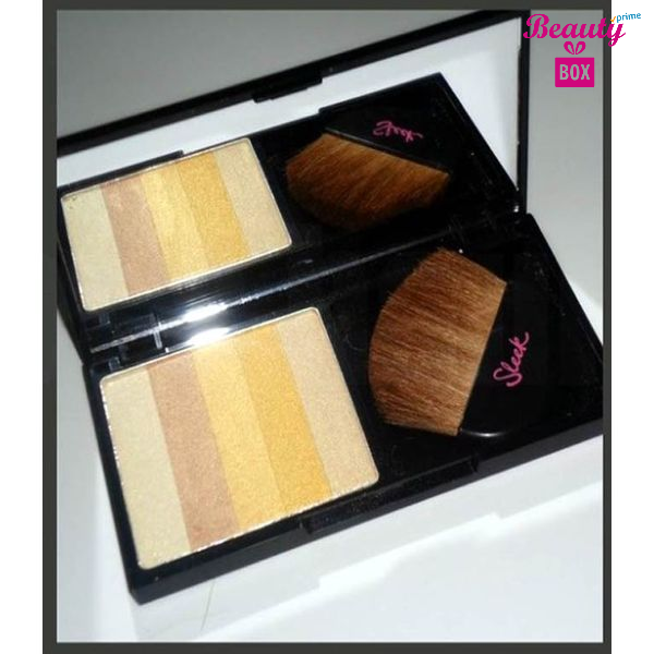 Sleek Glo Face And Body Highlighter In Sun Goddess (1)