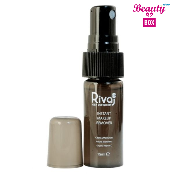 Rivaj HD Instant Makeup Remover - 15 Ml