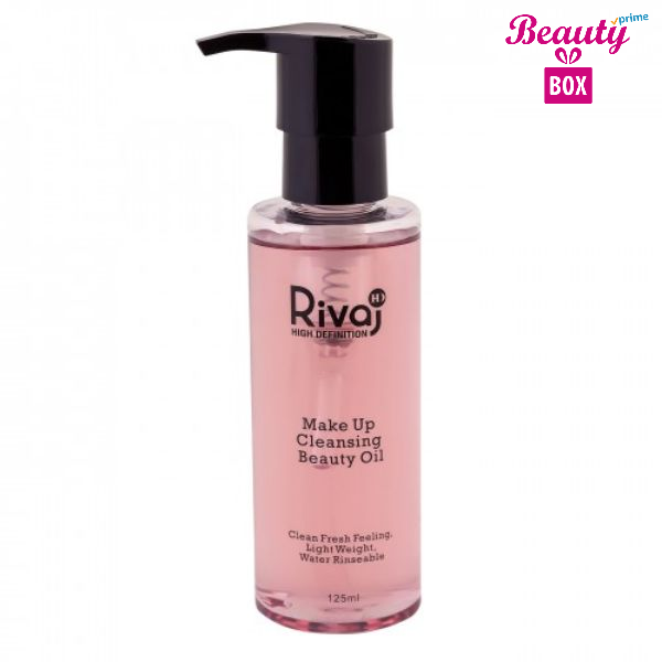 Rivaj HD Makeup Cleansing Beauty Oil