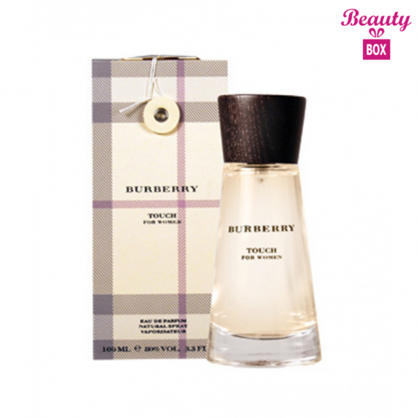 Burberry Touch Eau De Parfum For Women - 100ml