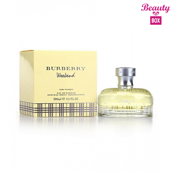Burberry Weekend Eau De Parfum For Women - 100ml