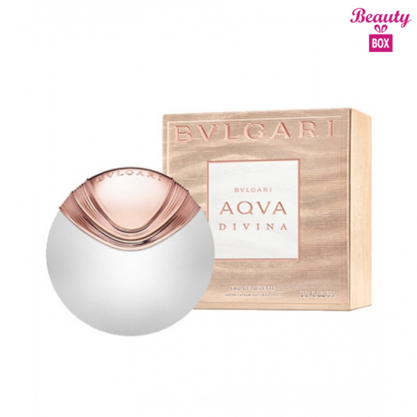 Bvlgari Aqva Divina Eau De Toilette For Women - 65ml