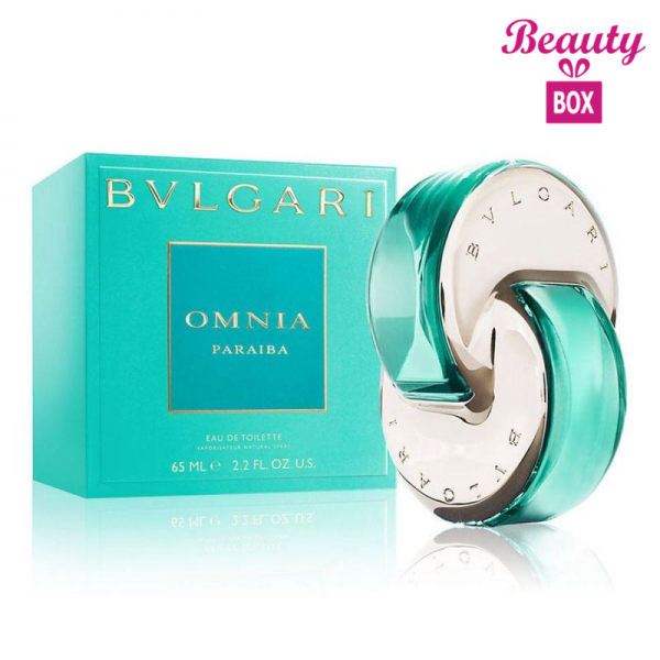 Bvlgari Omnia Paraiba Perfume Eau De Toilette For Women - 65 Ml