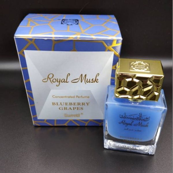 Surrati Attar Royal Musk Blueberry Grapes - 30Ml