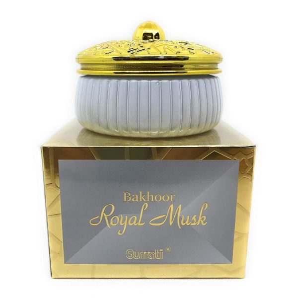 Surrati Bakhoor Royal Musk