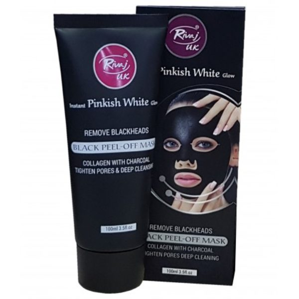 Rivaj UK Black Peel Off Mask (100ml)
