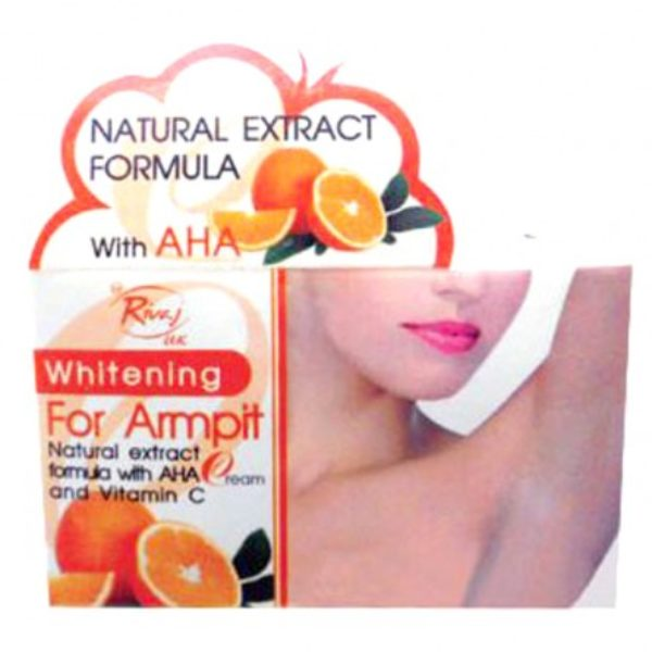Rivaj UK Armpit Whitening Cream