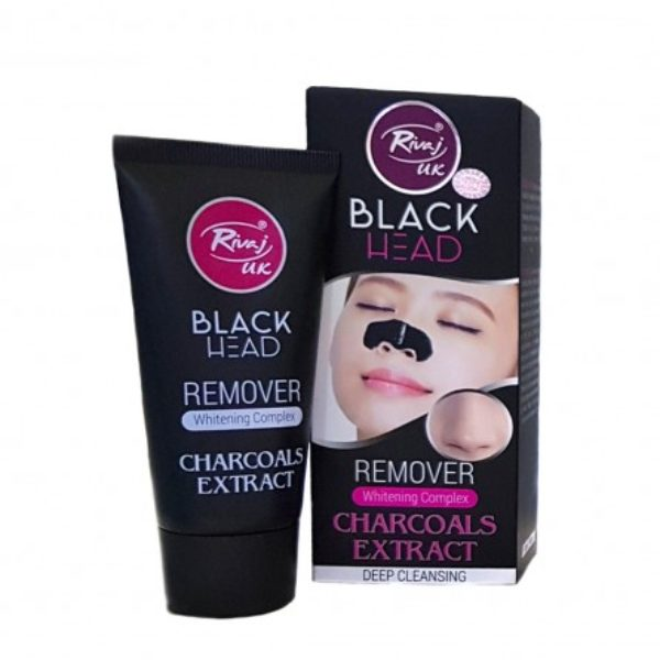 Rivaj UK Blackhead Remover Mask (50ml)