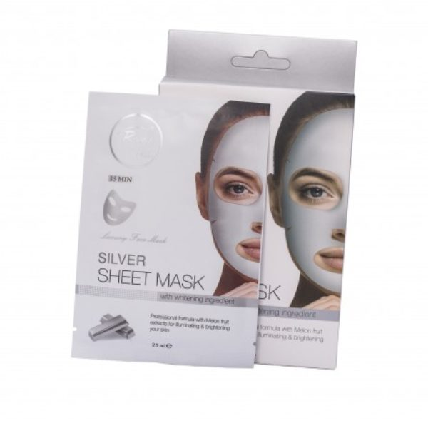 Rivaj UK Silver Sheet Mask