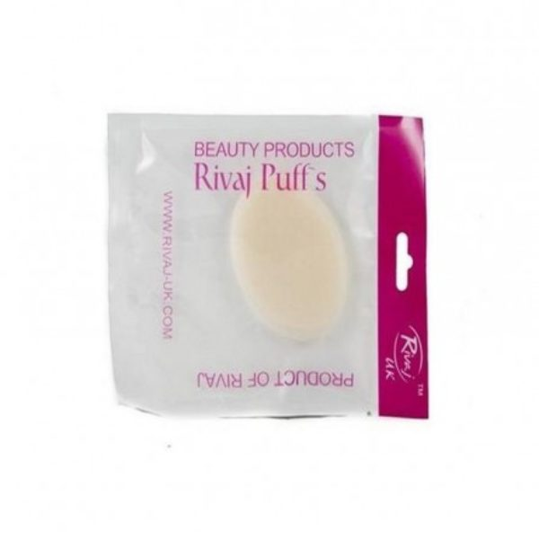 Rivaj UK White Egg Puff