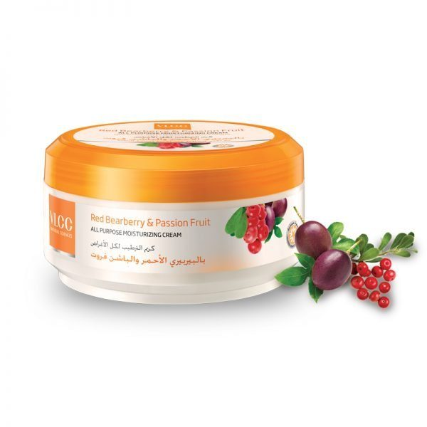 VLCC Red Bearberry & Passion Fruit Cream 75Ml
