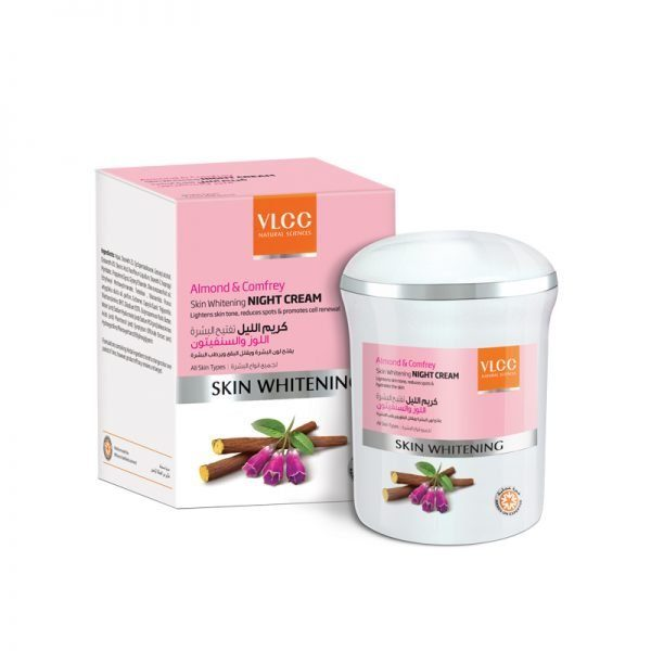 VLCC Snigdha Skin Whitening Night Cream 50Gm