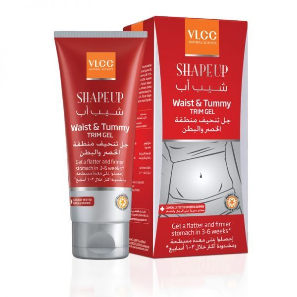 VLCC Shape Up Waist & Tummy 200Gm