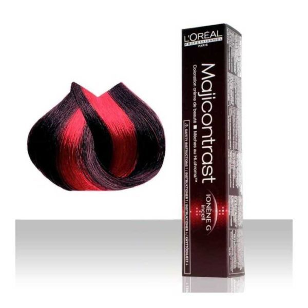 Loreal Professionnel Majicontrast Red